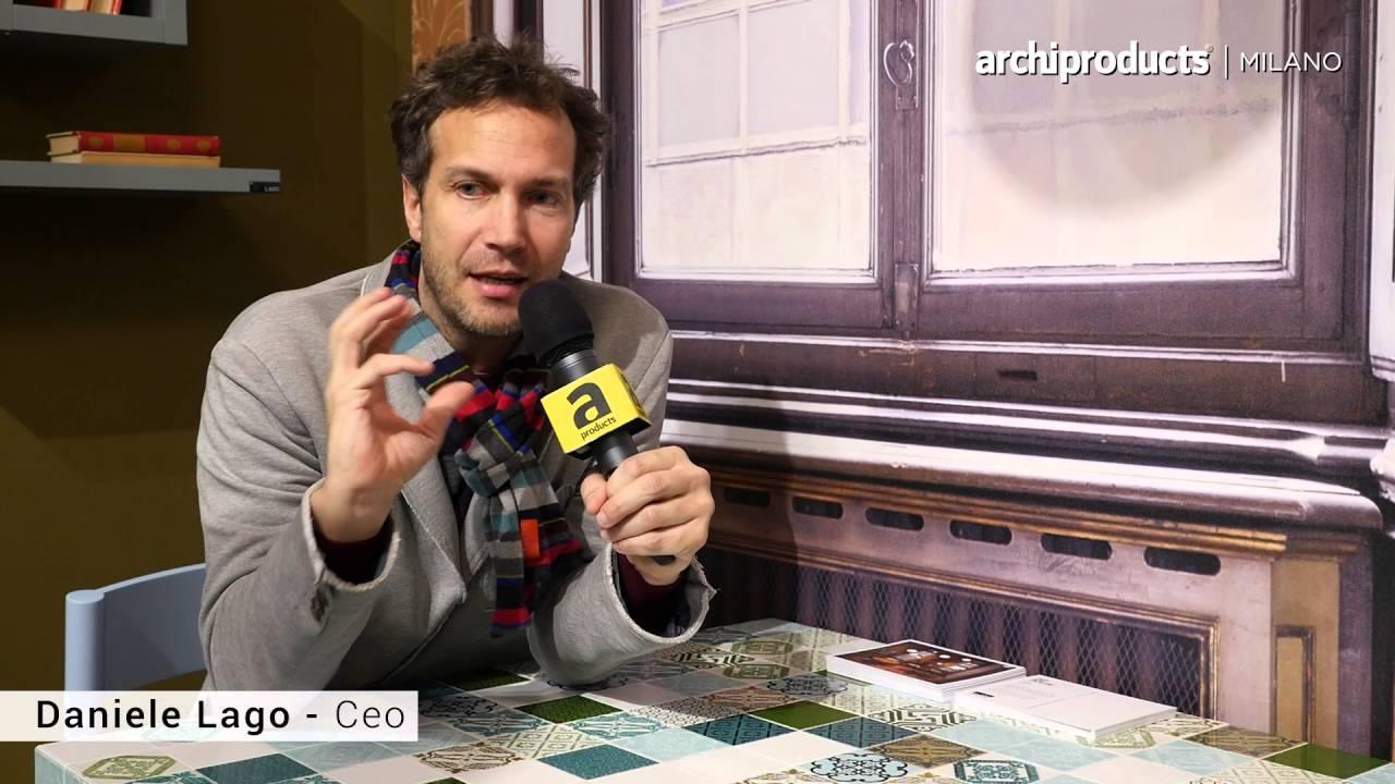 Salone del mobile milano 2016 lago daniele lago youtube for Daniele lago