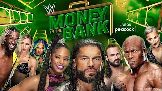 WWE Money in the Bank 2021 (FULL SHOW) - Live Stream: July 18th, 2020
