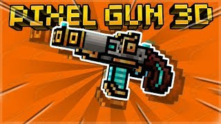 CRAFTING THE MYTHICAL TRIPLE MUSKET BACK UP WEAPON WAS THE BEST THING EVER! | Pixel Gun 3D