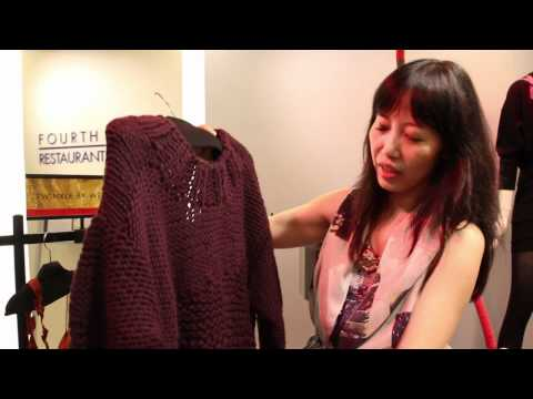 Interview with Wenlan Chia at Harvey Nichols Hong Kong - YouTube