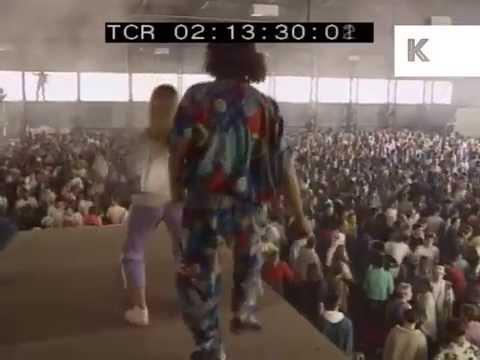 1980s uk rave shellsuit dancers acid house youtube for Acid house raves 1980s