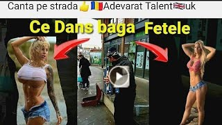 Canta la Acordeon Super Talent 2019la Londra Super Talent Lautar din Zalau