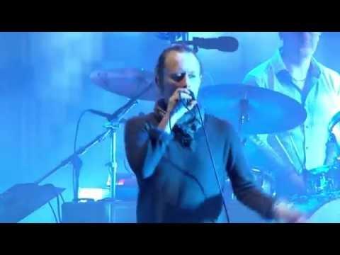 Radiohead - Idioteque - Switzerland (OpenAir St Gallen)(2016) HD
