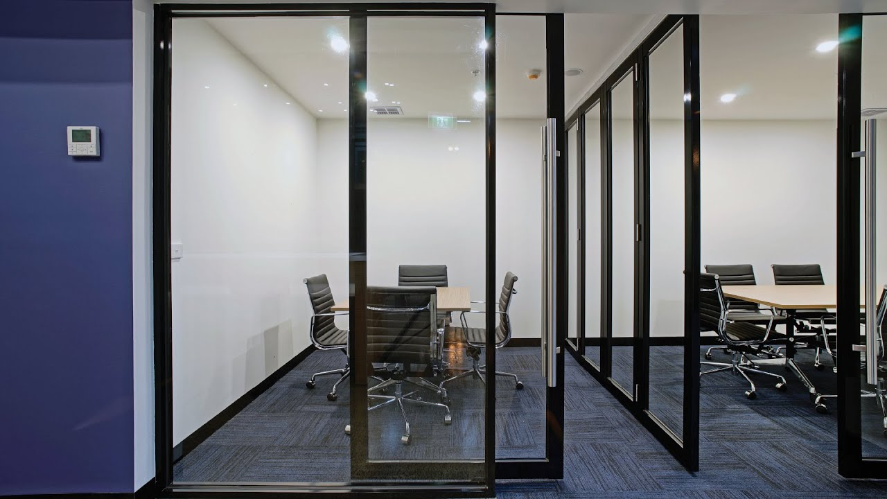 Office Partition Ideas   Icon Interiors