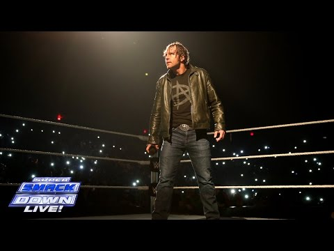 Dean Ambrose engages in a war of words with Bray Wyatt: SuperSmackDown, December 16, 2014