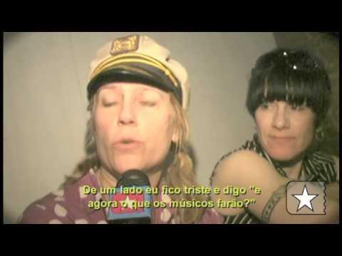 Donita Sparks e The Stellar Moments no Radar Showlivre 02 HQ