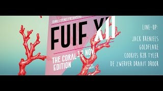 Video Aftermovie Fuif 12 - The Coral Edition download MP3, 3GP, MP4, WEBM, AVI, FLV Desember 2017