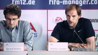 FIFA MANAGER 12 | 3D Match
