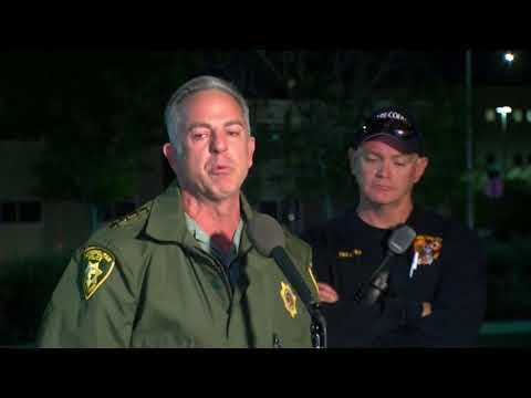 Blutbad in Las Vegas: Sheriff Joseph Lombardo zieht eine erste traurige Bilanz