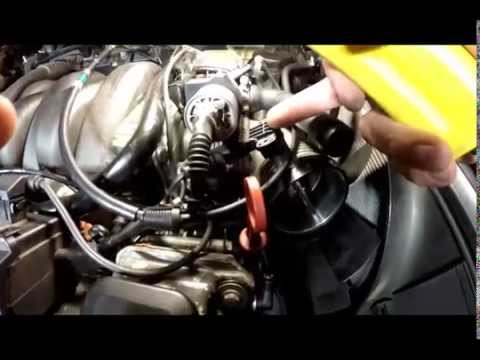 Throttle Position Sensor Replacement