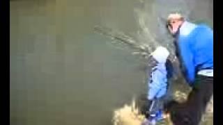 Ловля Маховой Поплавочной Удочкой Летом,Как Поймать Большую Рыбу В Жару Видео