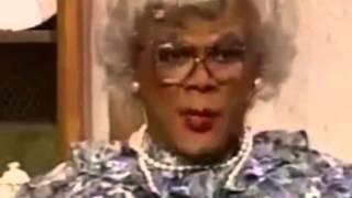 Oprah Winfrey Interviews Tyler Perry's Madea