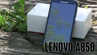 Lenovo A850 Review!