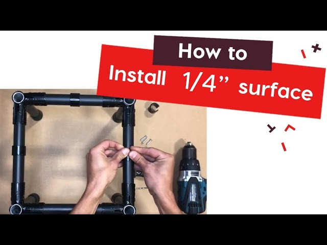 How To Install a 1/4