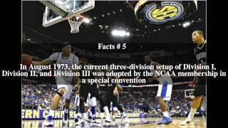National Collegiate Athletic Association Top # 8 Facts