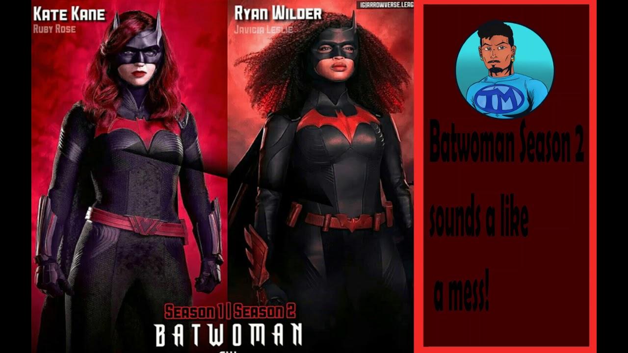 Download Batwoman Season 2 sounds like a mess!