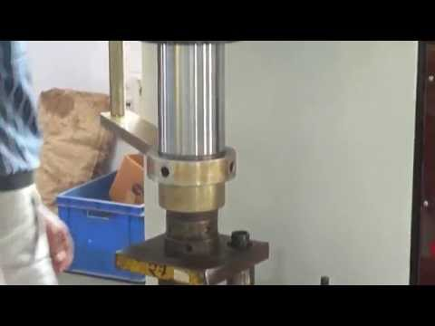 Thumbnail: C TYPE HYDRAULIC PRESS MACHINE INDIA
