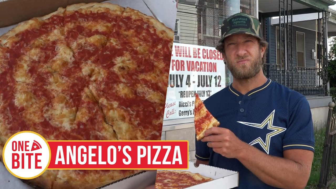 Barstool Pizza Review - Angelo's Pizzeria (Wilkes-Barre, PA)