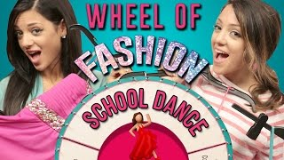 School Dance Challenge with Niki and Gabi