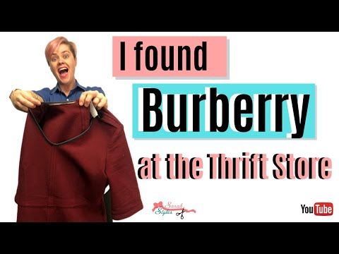 Thrift Store GoodWill Outlet Haul Purses Vintage To Resell On PoshMark & Ebay