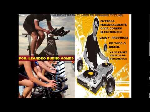 MUSICAS PARA TUS CLASES DE SPININIG O INDOOR CYCLING  CD 22 LELE