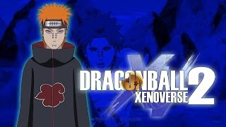 How to Make Deva Path From Naruto In Dragon Ball Xenoverse 2