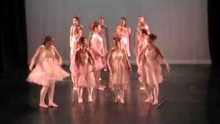 Beginning Ballet at Emma Willard Dance Assembly, Jan. 2010