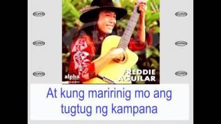 Freddie Aguilar Sa Lumang Simbahan with lyrics