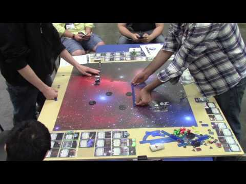 Star Trek Attack Wing - Worlds - Championship - Peter Smith (1) v Jordan Kott (2)