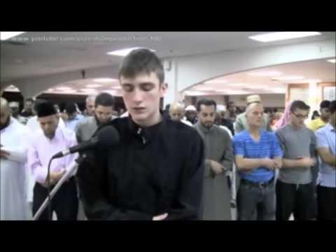 Merdunya Suara Imam Muda Bosnia - Fatih Seferagic