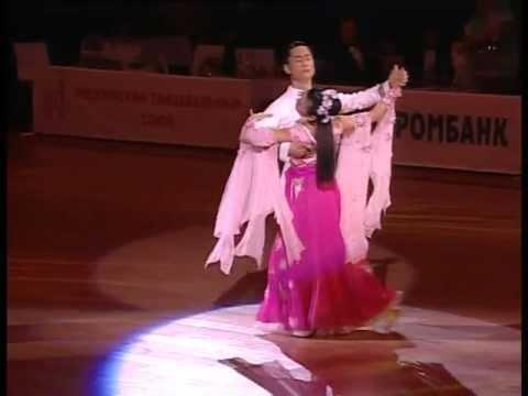 Чемпионат Мира 2012 по бальным танцам - Финал