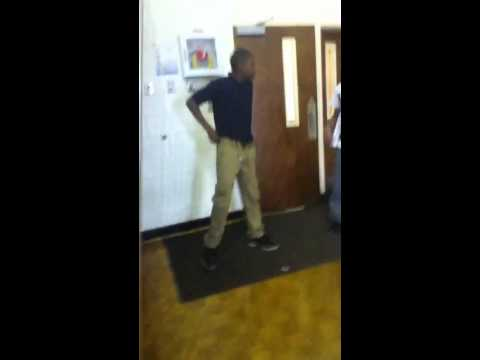 Lamest fight ever at Kendrick middle school