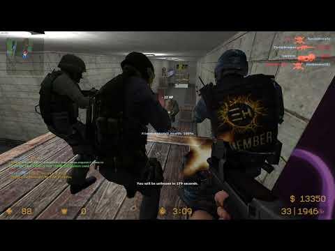 How To EDGE Northernlight!!!! Counter Strike: Source: Elite Hunters #waslosjustin