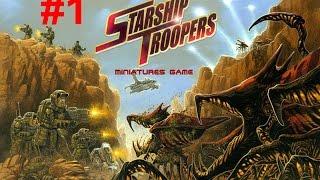 Starship Troopers Terran Ascendancy (2000) #1