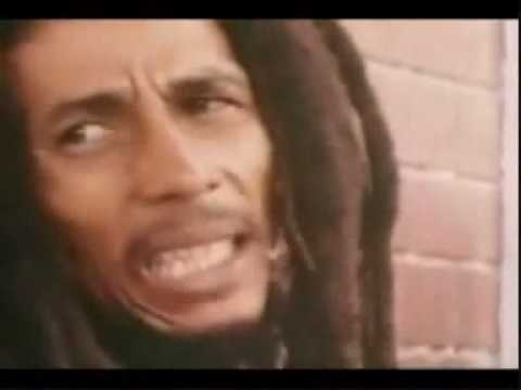 Ganja Smoking Bob Marley