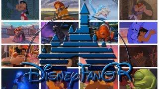 Οι αγκαλιές της Disney