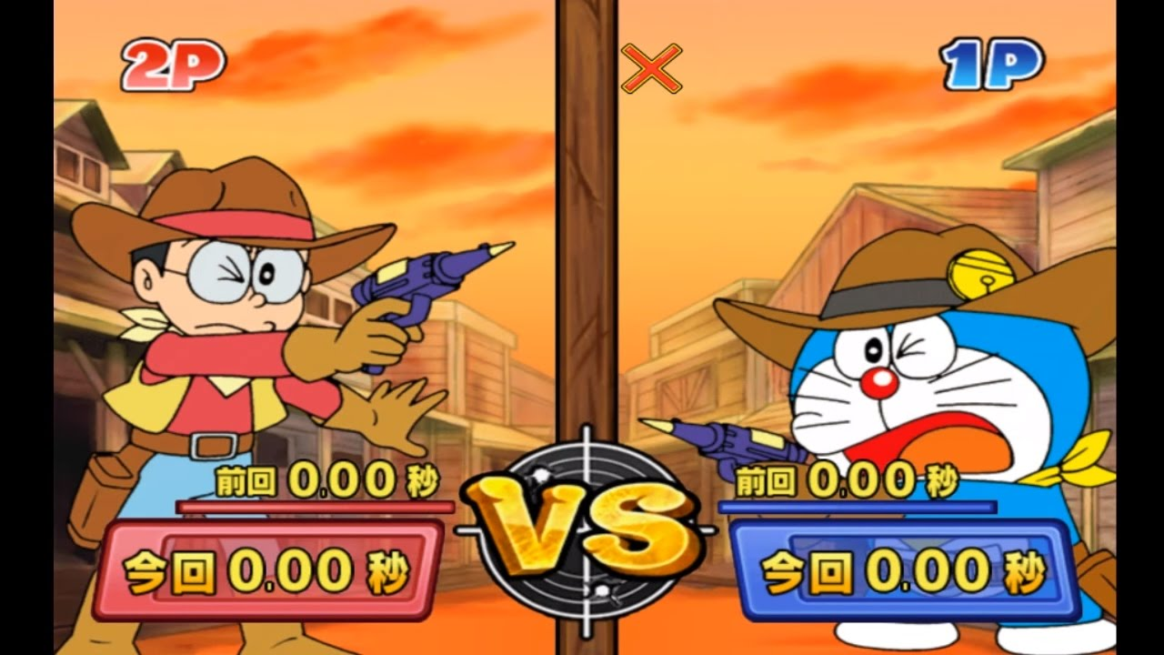 Doraemon Wii Game #39 | Doraemon Đấu Nobita, Xuka và Chaien ở Hòn Đảo Khủng Long