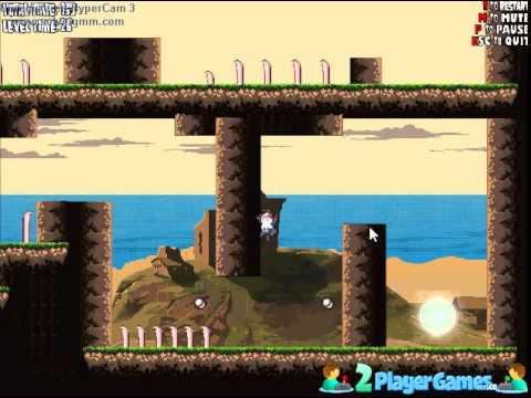 Панды в пустыне Игры на двоих серии Огонь и Вода Igra
