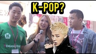 WHY DO PEOPLE LOVE K-POP? - LEVEL: Asian - Fung Bros