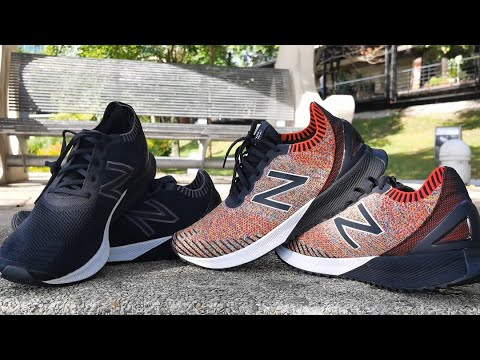 New Balance Fuelcell Echo Review Youtube