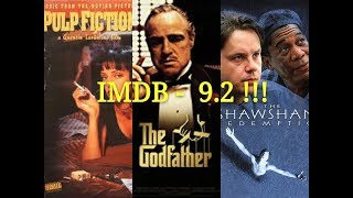 Top 10 Highest IMDB Rating Hollywood Movies Of All Time.