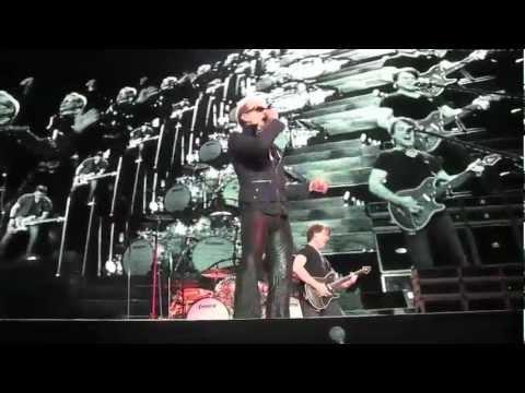 Van Halen FRONT ROW  2 HOURS! EPIC  - Staples Center, L.A. - Front Row - June 1st, 2012