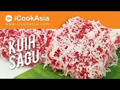 how to make kuih sagu