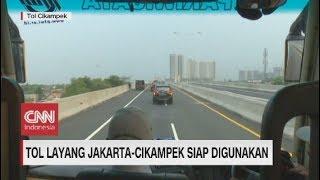 Jalan Tol Layang Jakarta-Cikampek Siap Digunakan