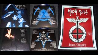 Midnight - Satanic Royalty (Full Album 2011) [BLUE VINYL RIP]