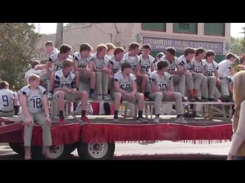 2016 East Rankin Academy Homecoming