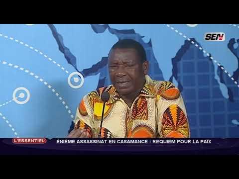 Mort d'Abou Elinkine Diatta, la vérité enfin révélée ..