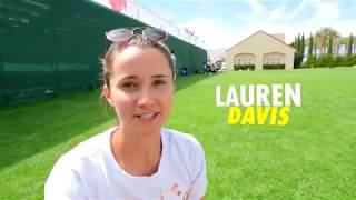 Bag Check: Lauren Davis