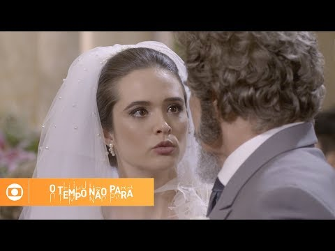 O Tempo Não Para: capítulo 90 da novela, segunda, 12 de novembro, na Globo