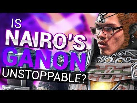 Is Nairo's Ganon Unstoppable? - ZeRo and Nairo WiFi